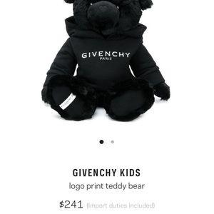 Givenchy Logo Bear